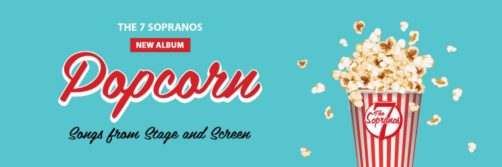 The 7 Sopranos New Album Popcorn