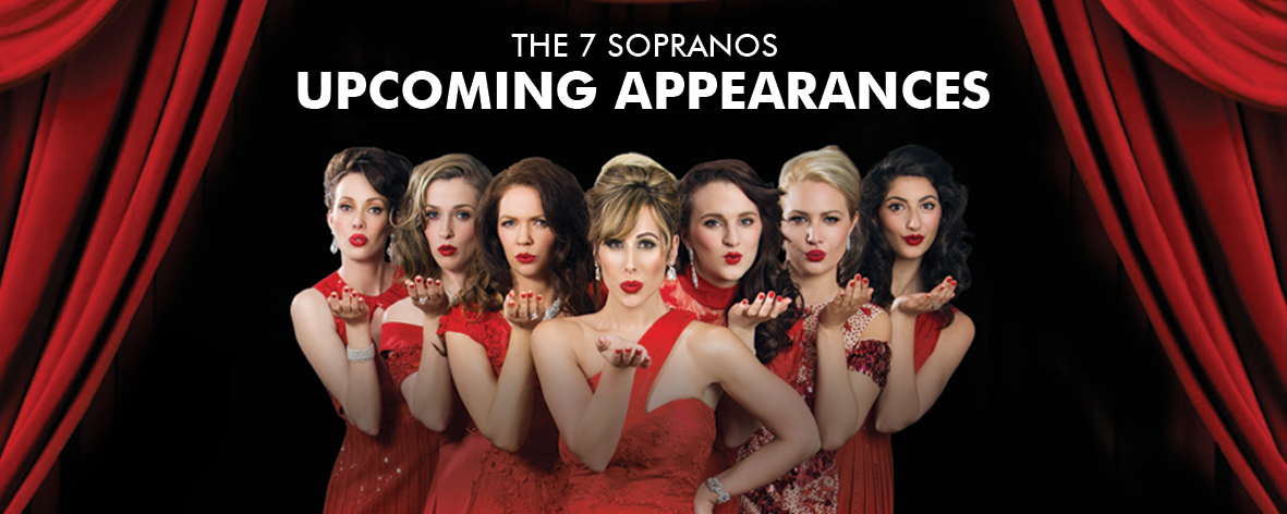 The 7 Sopranos New Show - Songs From Stage and Screen